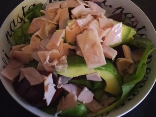 Easy Healthy Salad